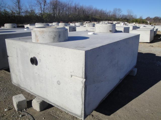 Septic Tanks Dayton Area Coate Concrete Products